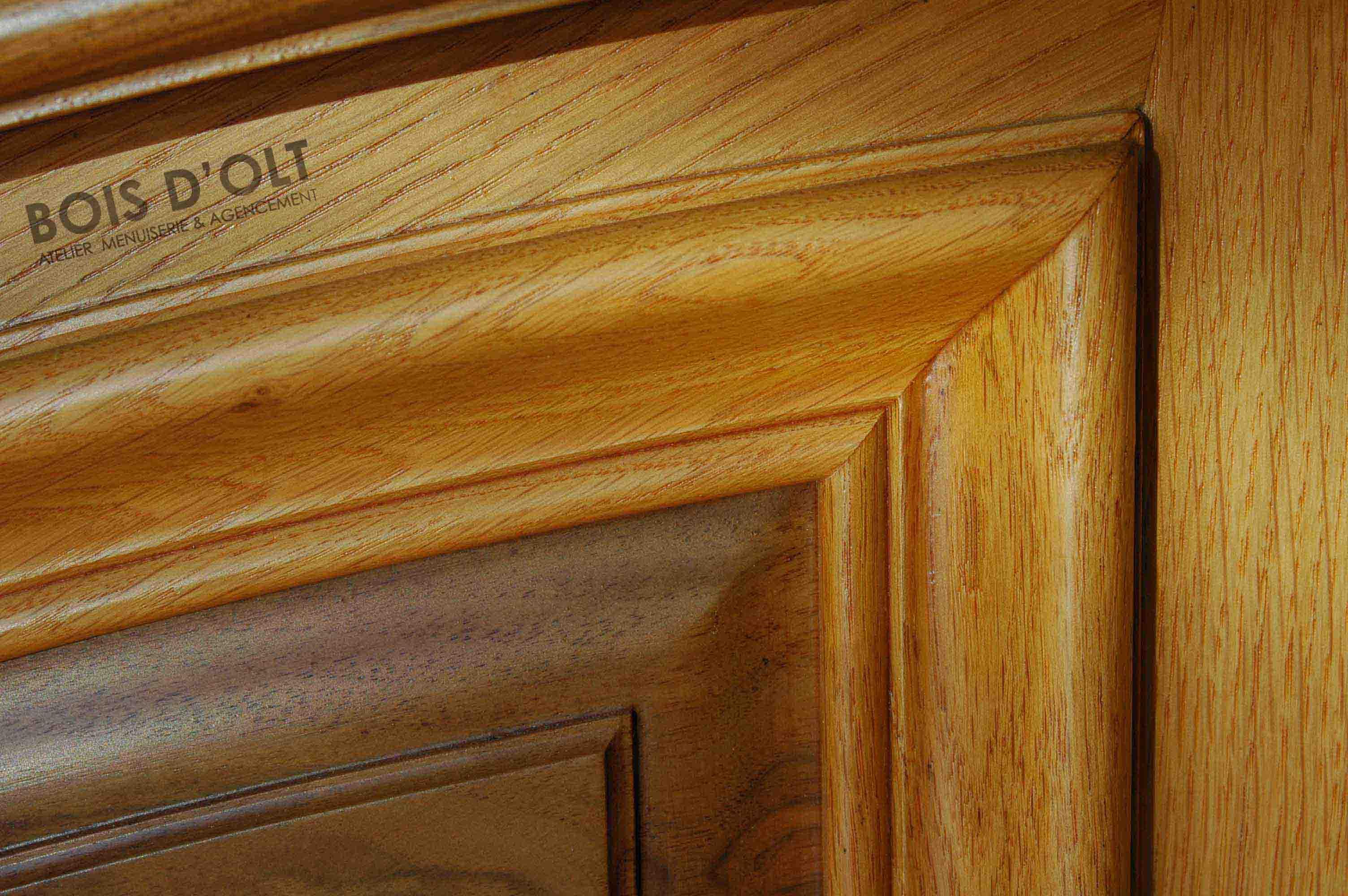 Wood détails
